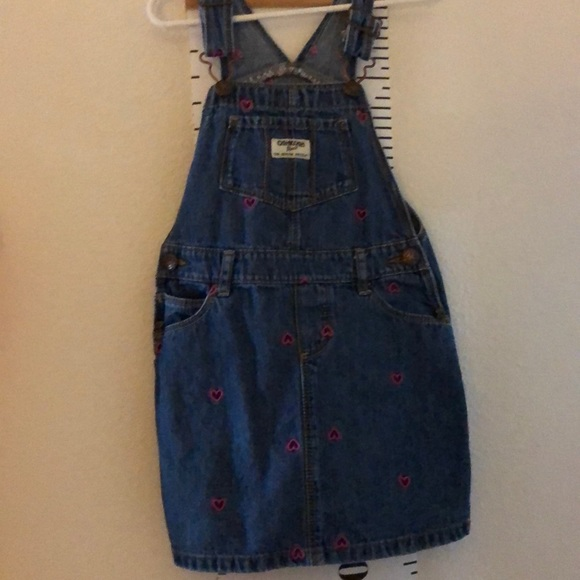 OshKosh B'gosh Other - OshKosh Overall Dress